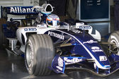 Team Williams F1, Narain Karthikeyan, 2006 — Stock Photo
