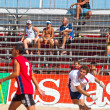 Spanish Championship of Beach Soccer , 2005 — Foto Stock