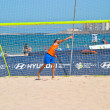 Royalty-Free Stock Photo: Spanish Championship of Beach Soccer , 2006