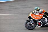 Hugo martinez pilot moto2 cev içinde — Stok fotoğraf