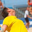 Spanish Championship of Beach Soccer , 2006 - Stock Photo