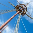 Stock Photo: Spanish galleon