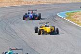欧洲 f3 冠军,2011 年 — 图库照片