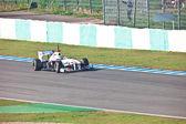 Team Sauber F1, Sergio Perez, 2011 — Stock Photo