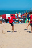 Spanish Championship of Beach Soccer , 2005 — Stockfoto