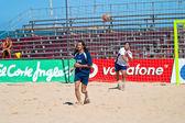 Spanish Championship of Beach Soccer , 2005 — Stockfoto