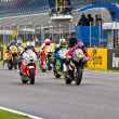 Stock Photo: CEV Championship, November 2011