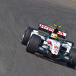 Official training session of Formula One , 2005 — ストック写真