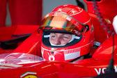 Scuderia Ferrari F1, Michael Schumacher, 2006 — Stock Photo