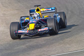 Official training session of Formula One , 2005 — Foto de Stock
