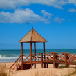 Cortadura's Beach - Cadiz — Stock Photo #8706582