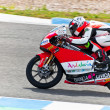 Miguel Oliveirpilot of 125cc of MotoGP — Stock Photo #8707024
