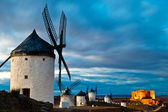 Windmills — Stock Photo