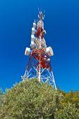 Communications Tower — Stock Photo
