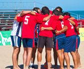 Championnat d'espagne de football de plage, 2005 — Photo