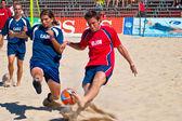 Campionato spagnolo di calcio spiaggia, 2005 — Foto Stock