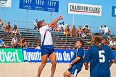 Campeonato de españa de fútbol playa, 2005 — Foto de Stock