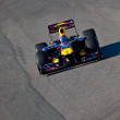 Team Red Bull Racing F1, Mark Webber, 2011 — Stockfoto