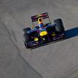 Team Red Bull Racing F1, Mark Webber, 2011 — Stock Photo #8890861