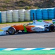 Team Force IndiF1, AdriSutil, 2011 — Stock Photo #8891007