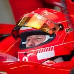 Постер, плакат: Scuderia Ferrari F1 Michael Schumacher 2006