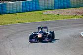 Team Toro Rosso F1, Jaime Alguersuari, 2011 — Stock Photo