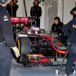 Стоковое фото: Team McLaren F1, Jenson Button, 2012, 2012