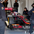 Stock fotografie: Team McLaren F1, Jenson Button, 2012, 2012