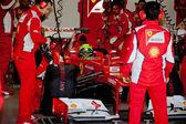 Scuderia Ferrari F1, Felipe Massa, 2012 — Stock Photo