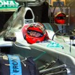 Stock Photo: Team Mercedes F1, Michael Schumacher, 2012