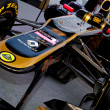 Stock Photo: Team Lotus Renault F1, 2012