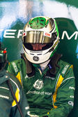 Team Catherham F1, Heikki Kovalainen, 2012 — Stock Photo