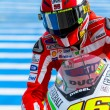 pilote Valentino rossi motogp — Photo