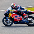 Stock Photo: Danny Kent pilot of 125cc in MotoGP