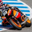 Marc Marquez pilot of Moto2 of MotoGP — Stock Photo #9953961