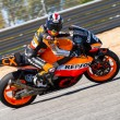 Marc Marquez pilot of Moto2 of MotoGP — Stock Photo #9954146