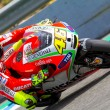 Valentino Rossi pilot of MotoGP - Stock Photo