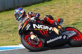 Colin Edwards pilot of MotoGP — Stock Photo