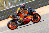 Marc Marquez pilot of Moto2 of the MotoGP — Stock Photo