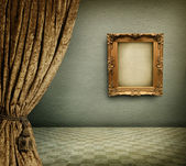 παλαιό δωμάτιο — Φωτογραφία Αρχείου