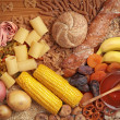 Stock Photo: Carbohydrate