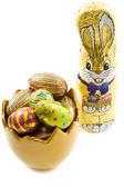 Easter egg bunnie — Stock Photo