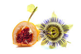 Passion fruit — Stockfoto