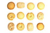 Cookie mix — Stock Photo