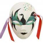 Fancy mask — Stock Photo #8839742