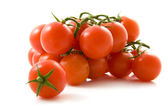 Biologic tomatoes — Stock Photo