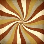 Retro background with twist pattern — Stock Photo
