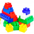 Stock Photo: Children's Designer of the bricks