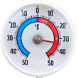 Outdoor thermometer — 图库照片