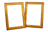 Frames for photos — Stock Photo